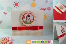 Scrapisa / desenvolve lindos projetos para festas infantis.