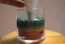decor homok kreációk