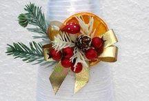 Karácsonyi asztaldíszek / #fenyő, #karácsony, #asztaldísz . http://gyongykerteszet.superwebaruhaz.hu/karacsonyi-disztargyak-k75295