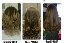 Juice Plus Berry Capsules Look At That Hair Growth Our Work Wonders