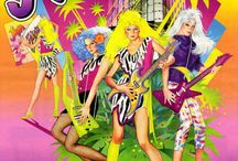 jem & the holograms make up