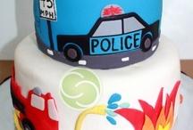 Cake inspiration - Children's birthdays / by Vicki Lynn