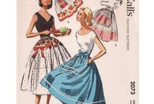 Vintage Sewing Patterns / by Debbie Kittle