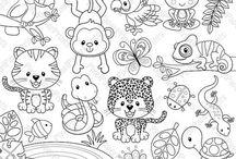 Dibujos / my board