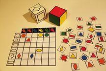 jeu math : tableau double entrées