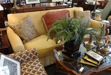 Sofas and loveseats and divans, oh my!
