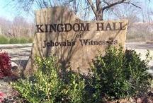 Kingdom Halls of JW
