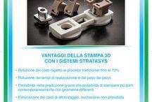 Rollup Overmach / stampanti 3d per produzione rapida con materiali strutturali - stratasys for a 3d world