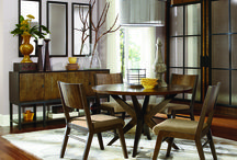 Dining in Style / Check out these stylish dining rooms!