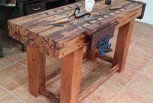 stoły stolarskie