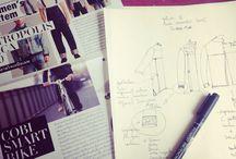 Mode Homme Marian Eeckhout. / Lookbook des créations marian Eeckhout.