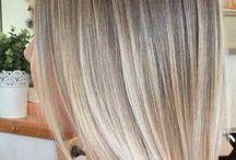 colo de cabello