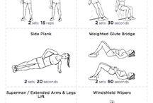 TummySafe Gym Routine / My battle with diastasis recti