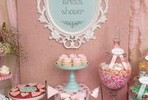 bridal shower & Wedding Ideas