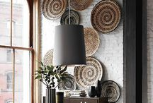 African Inspired ..Home decor