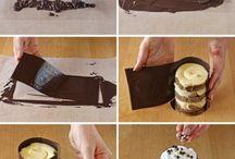 Decor ciocolata