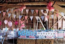 party ideas / by Stephanie Qualls