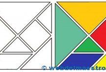 kirakó-tangram