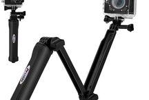 GoPro Selfie Sticks / Best Selfie Sticks For GoPro Hero and GoPro alternative cameras.