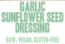 Vegan: Raw recipes