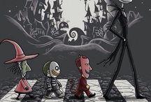 Jack Skeleton (The nightmare before Christmas)