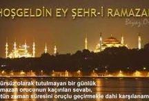 Hoşgeldin Şehri Ramazan