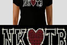 Nkotb shirt / by Angie Burch