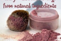 DIY - Natural Makeup Recipes