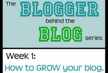 Blogging and Business / by Karen J. McLean