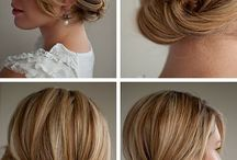 hair styles / by Mercedes Noteware