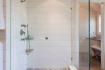 Custom Glass Shower Enclosures / Custom shower enclosure ideas