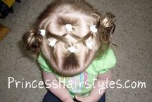 Avah's hair / by Jeannie Rice-Ford