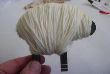 Church crafts / Sheep