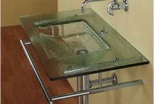 Glass Sinks / Glass Sinks for Bathrooms from Italy