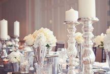 Blanco/White (Wedding decor)
