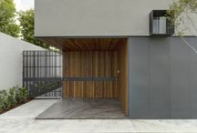 External finishes