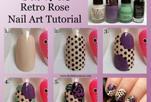 The Little Canvas Does Nail Art Tutorials!