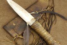 Indiánské nože
