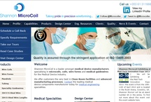 Pharmaceutical Web Design Projects