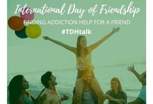#TDHtalk Twitter Chats / Join us on our Twitter page (@TDHRehab) at 11am PT/2pm ET using hashtag #TDHtalk for our chat on addiction/recovery topics!