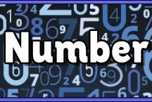 maths- number line