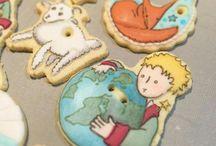 Le petit prince cookies