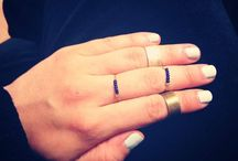 mensa SS14 rings and bracelets