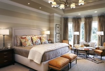 Master Bedroom / by Deanna Reuter