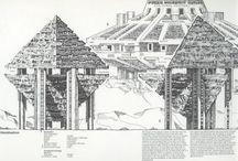 Conceptual architecture and urbanism