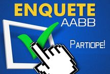 PARTICIPE DA NOSSA ENQUETE   AABB