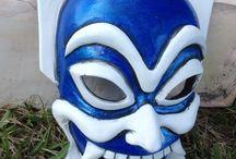 Mardi Gras Masquerade Masks Party Masks and Supplies Masqeurade balls celebrations / Mardi Gras Masquerade Masks Party Masks Masqeurade balls party supplies and celebration