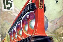RETRO FUTURISM / retro futurism/sci-fi