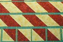 Half triangel units