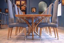 """Chairs / As a furniture designer there's nothing I love more than a fabulous chair. Here are some of my own- """"Claires Chairs"""" and some I have found on my wanderings."""